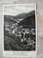 Bad Grund - Harz  - 1938    D98529 - Bad Grund