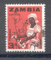 Zambia Sambia 1964 - Michel 4 O - Zambia (1965-...)