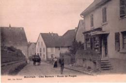 """MORVILLARS """"Cote Bermon """" Route Des Forges - France"""
