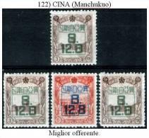 Cina-122 - 1932-45 Mantsjoerije (Mantsjoekwo)