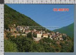 R9797 OLMETO LE VILLAGE ET LA MONTAGNE 2A CORSE - France
