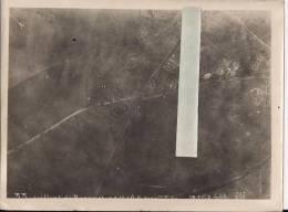 Rocourt Le Saillant Aisne  Photo Aérienne Française 6/04/17 Poilus 14-18 WWI Ww1 1wk 1914-1918 - Guerra, Militari