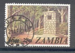 Zambia Sambia 1979 - Michel 200 O - Zambia (1965-...)