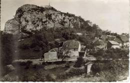 CPSM SAINT LAURENT LA ROCHE (Jura) - Vue Prise Du Châtelet - Autres Communes