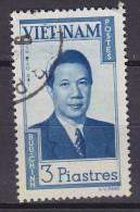 Vietnam 1951 Mi. 69     3 P Kaiser Bao-Dai - Vietnam