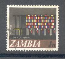 Zambia Sambia 1968 - Michel 39 O - Zambia (1965-...)