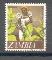 Zambia Sambia 1968 - Michel 44 O - Zambia (1965-...)