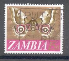 Zambia Sambia 1968 - Michel 45 O - Zambia (1965-...)