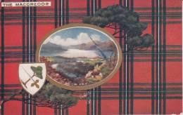 Tuck - The MacGregor, Loch Tay Postmark: Boston Nov 26 1907 - Tuck, Raphael