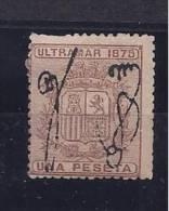 PuertoRico1875: Edifil 7mh* Catalogue Value 210Euros(about $275) - Puerto Rico