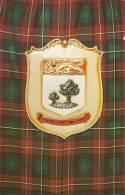 Prince Edward Island Tartan Designed By Mrs. Jean Reid, Coverhead, PEI - Mode