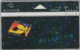 BELGIUM - Double 7, CN : 312A, Used - Belgium