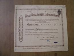 Anglo India Jute Mills Company Ltd 1957 Scarce Hard To Get Share Certificate India - Industry
