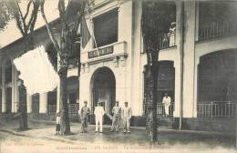 VIET NAM - COCHINCHINE  - SAIGON - La Gendarmerie Coloniale - Vietnam