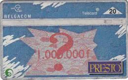 BELGIUM - Presto, CN : 610E, Used