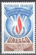 France 1971 - UNESCO  -  Mi.12 - MNH (**) - Neufs