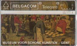 BELGIUM - Museum Voor Schone Kunsten/Gent, Tirage 52500, CN : 303B, Used - Belgium