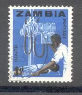 Zambia Sambia 1964 - Michel 2 O - Zambia (1965-...)