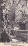 38 - Route De La Grande-Chartreuse - Entrée Du Désert Et De La Guiers Mort - N° 63 - Neuve - Tampon Au V° - 2 Scans - - Chartreuse