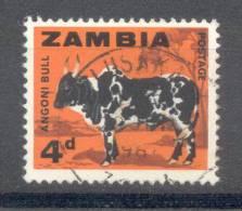 Zambia Sambia 1964 - Michel 5 O - Zambia (1965-...)