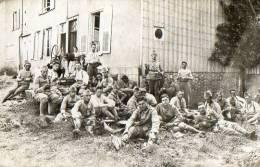 Carte Photo D´un Groupe De Soldats Du 150ème RI - Régiments
