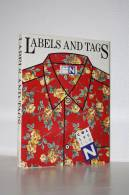 Labels And Tags - 1990 P.I.E Books, Tokyo, Japan. - Livres, BD, Revues