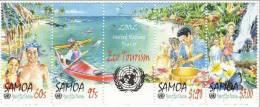 Samoa / Nature / Eco Tourism / Butterfly / Rowing - Samoa