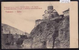 Tiflis (Tbilissi) : Ca 1900 - Le Château Metechsky, La Mosquée, La Cathédrale Sion Et Saint David (11´142) - Russie