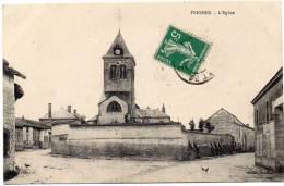 FRESNES - Eglise - Otros Municipios