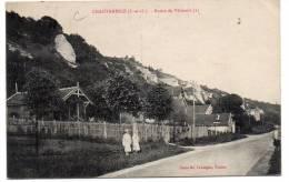 CHANTEMESLE - Route De Vétheuil - Vetheuil