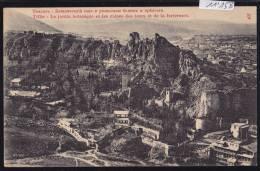 Tiflis (Tbilissi) : Ca 1908 - Le Jardin Botanique Et Les Ruines Des Tours Et De La Forteresse (11´158) - Russie