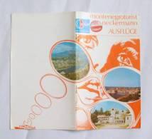 JUGOSLAVIA-NECKERMANN,NUR-MONTENEGRO TURIST - Non Classés