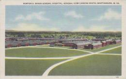 West Virginia Marttinsburg Newton D Backer General Hospital