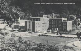 West Virginia Richwood Sacred Heart Hospital Artvue