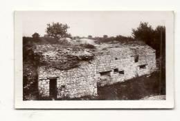 Photo, Lieux, Fort De Vaux (55) - Coffre Simple Défendant L'Entrée Nord-est Du Fort - Dimension : 9 X 5 Cm - Places