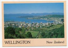 NEW ZEALAND - AK 147356 Wellington - Nuova Zelanda