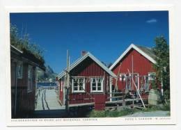 NORWAY - AK 147452 Lofoten - Fischerhäuser In Reine Auf Moskenes - Norway