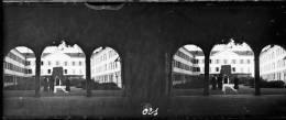 USTARITZ - PYRENEES ATLANTIQUES - PN 021 - Pensionnat - Plaques De Verre