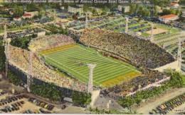 Roddy Burdine Stadium, Scene Of Annual Orange Bowl Game, Miami, Fla. - Miami Beach