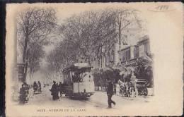 06 - Nice -  Avenue De La Gare -  Tram Et Calèches - Unclassified