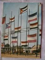 Hungary Budapest International Fair  Flags - Orion Radio Handstamp      D98810 - Hungary