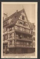 DF / 67 BAS RHIN / STRASBOURG / MAISON A GALLERIES - Strasbourg