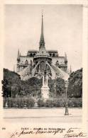 PARIS : Abside De Notre Dame - Notre Dame De Paris