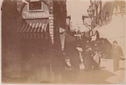 Photo Ancienne Venise Venezia Italie - Ancianas (antes De 1900)