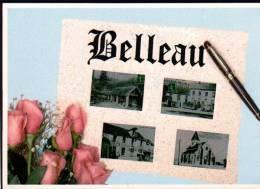 02 - BELLEAU - CHATEAU THIERRY - 14 MARS 1999 - BOURSE TOUTES COLLECTIONS - CPM - Bourses & Salons De Collections