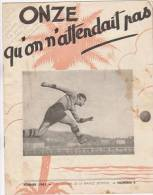 FOOTBALL CLUB HYERES VAR 1941 REVUE - Deportes