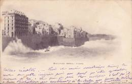 CPA - ALGERIE - boulevard amiral pierre