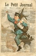 Le Petit Journal - Reclame