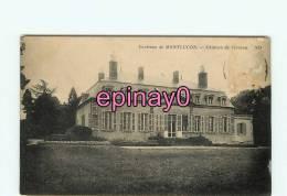 Br - 03 - ESTIVAREILLES - Chateau De Cluzeau - - France