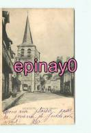 Bf - 03 - HERiSSON - Place Du Chapitre - L'église - - France